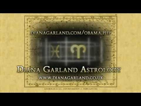 The Astrology of Barack Obama: Horoscope Reading - Diana Garland (2/5)