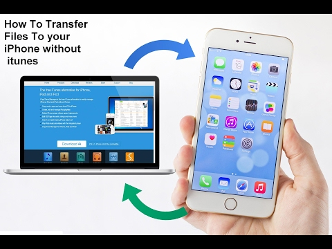 How To Transforms files without itunes