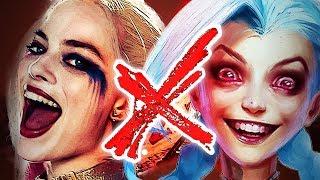 Harley Quinn VS Jinx - Extreme Pixel Battle [XPB 02]