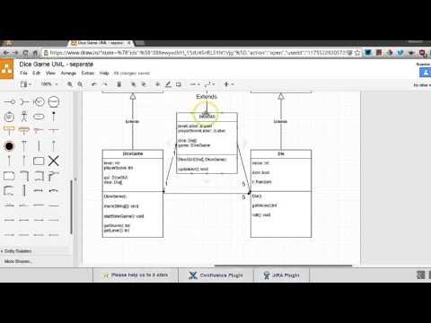 Designing with UML - basics (Java)