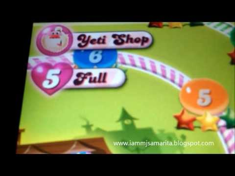 Candy Crush Saga Unlimited Lives Without Bugging Facebook Friends