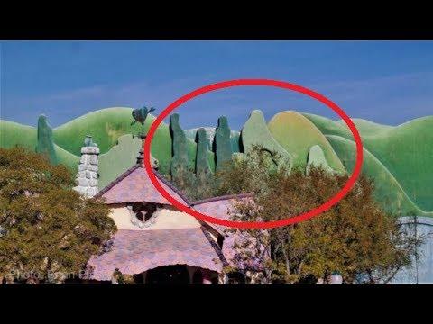 HIDDEN Disneyland Secrets