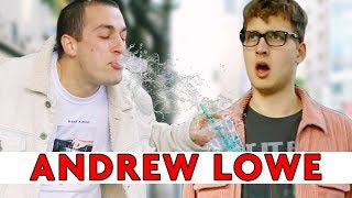 TELLING EACH OTHER WHAT TO SAY TO STRANGERS: Andrew Lowe | Chris Klemens