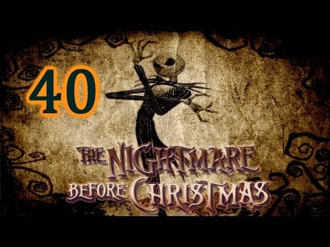 The Nightmare Before Christmas Oogie's Revenge Gameplay Part 40
