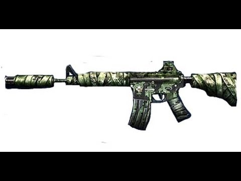 [Truy Kich] Game Play : M4a4 Bandage Sát Thần ZomBie - PlayItHub Largest  Videos Hub .