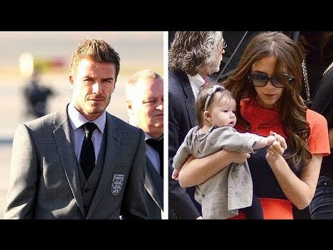 David Beckham Says Boys Will Have