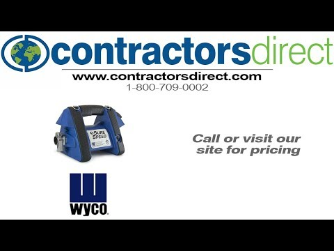 Wyco Vibrators From Contractors Direct