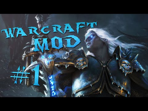 Civilization 5 - Warcraft mod The Lich King Let's Play [Pt. 1]