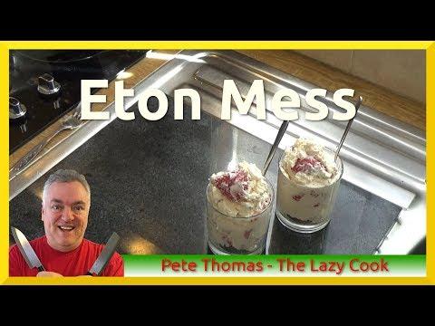 How to Make Eton Mess