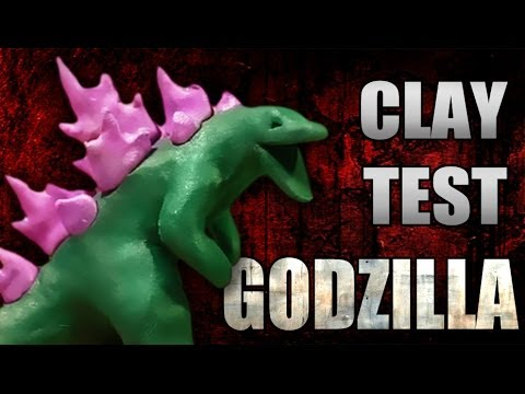 Friendly Competition | Godzilla Claymation | Godzilla 2000 v. Godzilla 2014