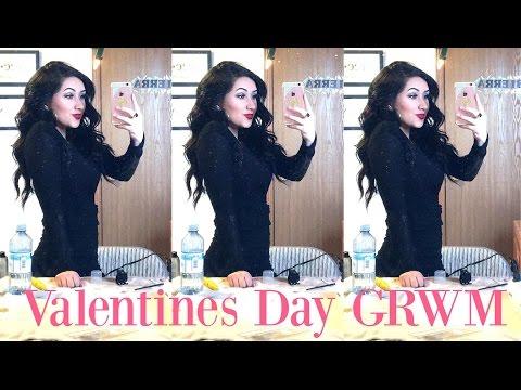 Valentines Day GRWM