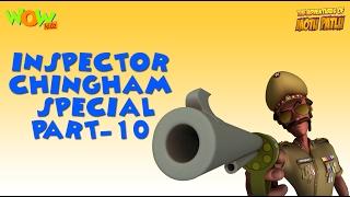 Inspector Chingam Special - Part 10 - Motu Patlu Gags