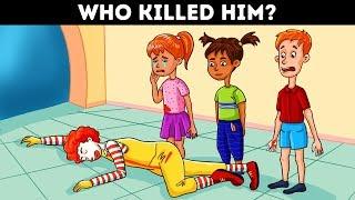 7 second riddles on crime Videos - 9tube tv