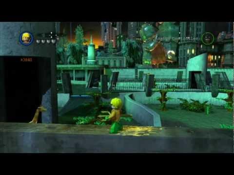 Lego Batman 2- Aquaman Can't Swim