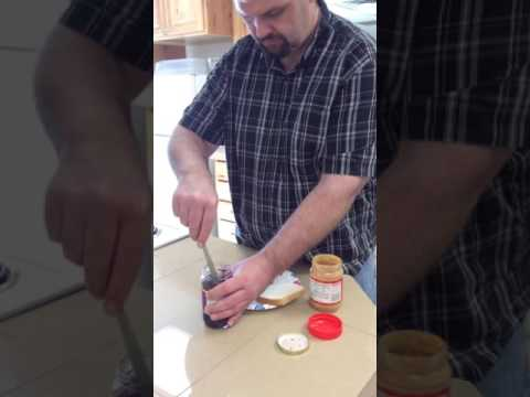 Video Modeling / Prompting -- Detailed instructions for how to make a PB&J