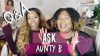 No No NO SEX !   Ask Aunty B
