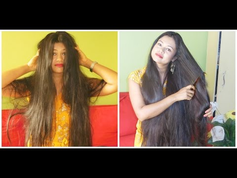 How To Comb Hair To Avoid Split Ends & Hair Breakage