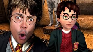Harry Potter The Official Video Game (Harry Potter and The Philosopher