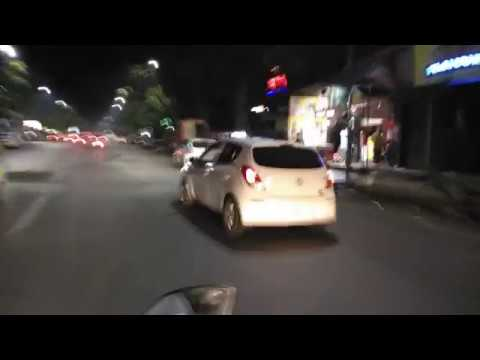 Pune to Chinchwad Night Ride and Important talk - Part 1