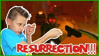 Playing Resurrection Beta!