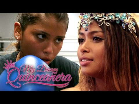 Princess of the Boxing Ring - My Dream Quinceañera - Xitlaly Ep. 2