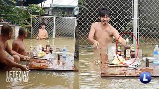 Kalokohan Ng Pinoy Kahit Problemado Smile Parin Funny Videos Compilation