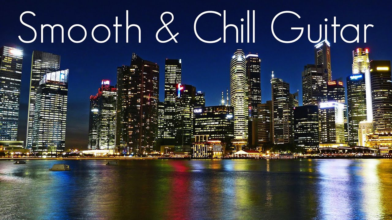 Smooth & Chill Guitar | Smooth Jazz Guitar | Playlist at Work | Study, Relaxing & Soothing