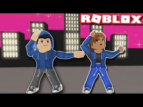 DANCE YOUR BLOX OFF HIP HOP DUO ROUTINE in Roblox | Hip hop Freestyle | Funny Moments