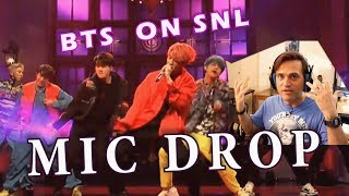 Download Guitarist Reacts to BTS - MIC DROP // SNL // Classical Musicians React to KPOP Video