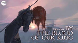 """""""BY THE BLOOD OF OUR KING"""" by @Efisio Cross 