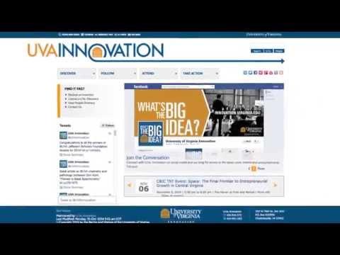 Voices of IP: U.VA. Innovation