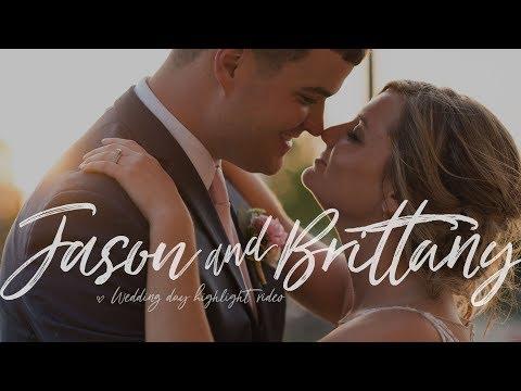 BRITTANY & JASON | STRONGWATER | WEDDING DAY HIGHLIGHT VIDEO