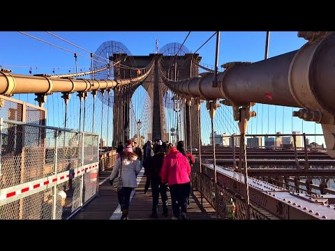 Last Day Exploring NYC, Central Park, MET, Brooklyn Bridge, and Battery Park
