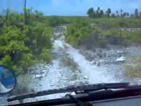 Christmas Island Kiribati   YouTube  TITLE