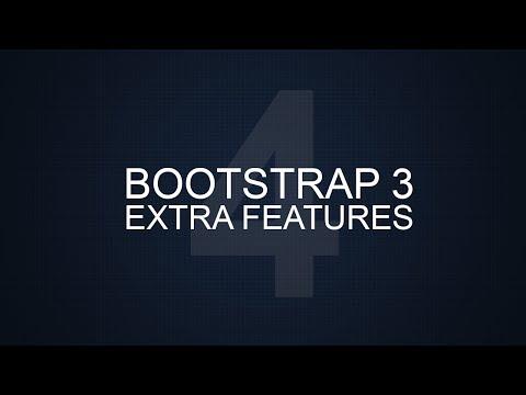 Bootstrap 3 Extra Tutorials - #4 - Carousel (Image Slider)