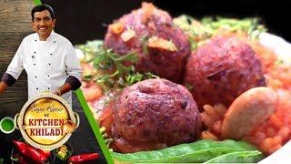 Sanjeev Kapoor Ke Kitchen Khiladi - Ep 15 - Vegetable Kofta Biryani