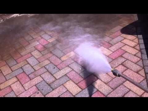 Paver Brick Patio Cleaning Chicago
