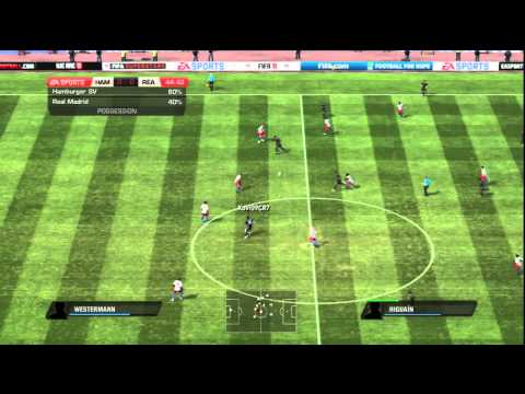 FIFA 11 - REAL MADRID - ONLINE GOAL COMPILATION 720P HD