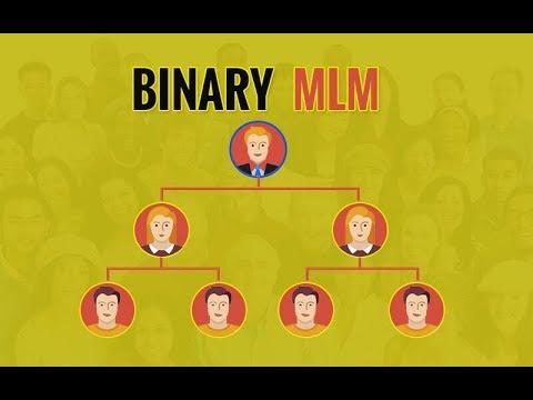 Advanced Binary MLM Software (Web Application + Andriod App)