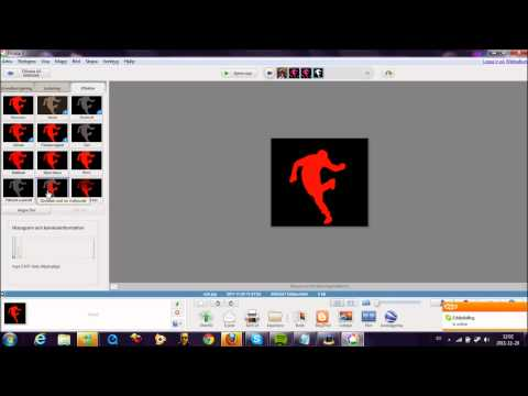 How to edit a picture in Picasa 3