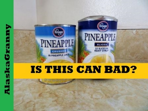How to Tell Canned Food is Bad