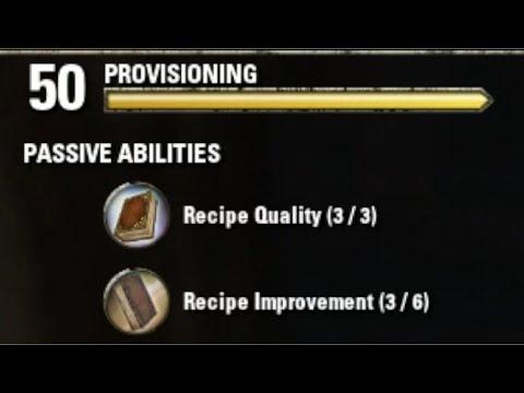 Power Level Provisioning Guide Elder Scrolls Online