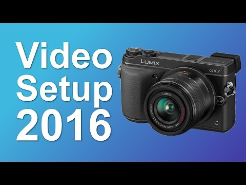 Video Setup Tour 2016