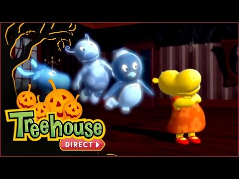 Backyardigans   6   It's Great To Be A Ghost!