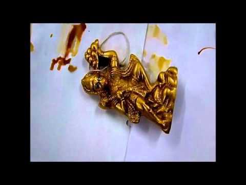 Brass dip cleaner