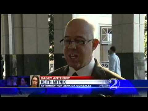 Hearing Held In Civil Suit Against Anthony