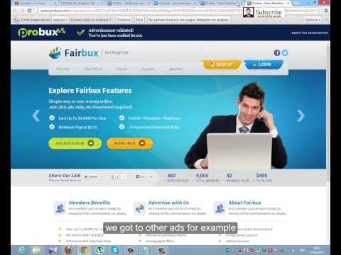 Tutorial : New Way To Earn Easy Money With ( ProBux ) 2013 |HD|