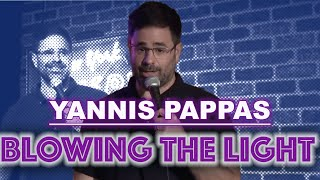 Blowing The Light  - Yannis Pappas