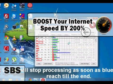 How to increase net speed - 4 Proven and Secret tips !!