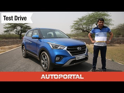2018 Hyundai Creta Test Drive Review - Autoportal